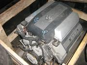 Двигатель БМВ 4.4л. М62 контрактный с документами