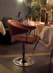 Продам стулья кожаные (28 шт),  можно отдельно,  отличное состояние