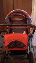 Продаю детскую коляску зима-лето. М-н Солнечный