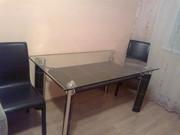 стол и 4 стула,  б/у торг