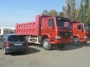 Продаём самосвалы  Хово,  Howo в Омске ,  в наличии цена 23000000руб. Иркутск.