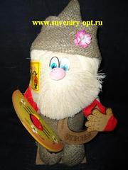Сувениры в Иркутске,  Домовята оптом