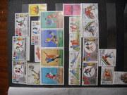 почтовые марки в отличном состоянии