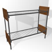Кровати металлические для рабочих,  строителей,  больниц. лагерей и т.д.