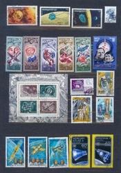 Наборы марок по темам