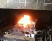 Комплект оборудования для ручной горячей ковки