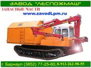 Агрегат передвижной сварочный на шасси трелевочного трактора МСН-10