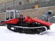 Трактор трелевочный чокерный МСН-10 (аналог ТТ-4М)
