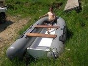 Лодку РИБ продам