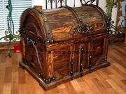 Кровать кованая,  мебель кованая,  ковка для интерьера,  кованые изделия