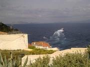 Продается участок для летнего домика на острове Идра в Греции