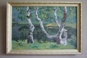 Продам картины известных иркутских художников