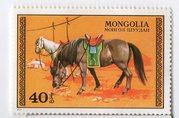 марки разных стран мира от 1958 до 1987
