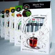 новинка !чай в инновационном  пакетике