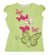 Стильная футболка для девочек! Детская одежда Лето 2013!