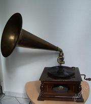 грамофон европа начало прошлого века