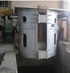 5-тонная индукционная электропечь средней частоты