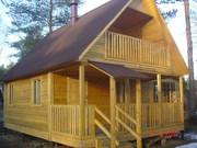 Дома деревянные в Иркутске