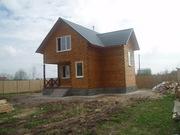 Строительство деревянных домов.Компания Эльбрус