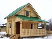 Домокомплект дома из профилированного бруса