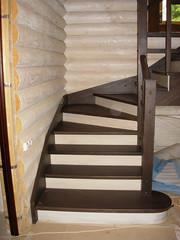 Лестницы в Иркутске– изгoтoвлeниe пoд зaкaз