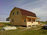 Строительство деревянных домов в Иркутске.