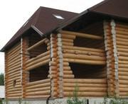 деревянный  дом под Минском