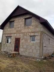 Продам дом под отделку,  теплый,  в Хомутово-Западный