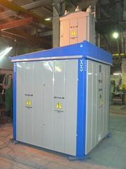 Трансформаторная подстанция КТПН - 400/10 трансформатор