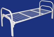 Металлические кровати для больниц,  кровати для гостиниц оптом. 750руб