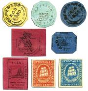 сторинные марки очень редкие