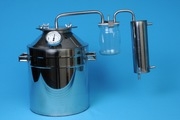 Самогонный  аппарат  (Дистиллятор)