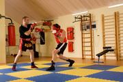 Клуб спортивных и боевых единоборств «ВОЛКОДАВ».