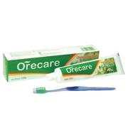 Зубная паста Orecare с экстрактами китайских целебных трав (с зубной щ