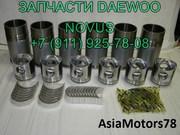 Поршневая на Daewoo Ultra Гильза DV15TIS,  DV11,  DE12TIS запчасти