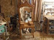 Резная мебель в ассортименте