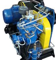 Компрессорная установка ЗАФ53К52Т