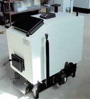 Твёрдотопливный пиролизный (газогенераторный) КОТЕЛ