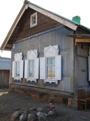 Деревенский домик,  гостевой дом. Отдых п. Большое Голоустное