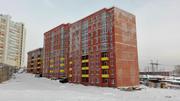 Двухкомнатная квартира 56 кв.м. в ЖК «Иркутский дворик -2».