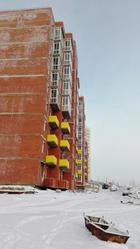Двухкомнатная квартира в Новом ЖК «Иркутский дворик -2»