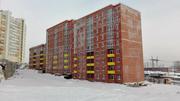 Новая 3-х комн. квартира 69, 35 кв.м. В ЖК «Иркутский дворик -2»
