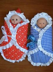 первая одежда для новорожденного