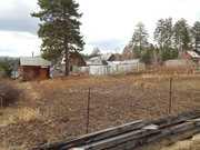 Ровный разработанный участок по Мельничному тракту,  11 км