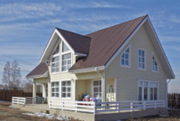 Архитектурное проектирование домов,  коттеджей,  дач,  бань
