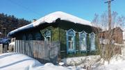 Дом бревенчатый с участком 7, 5 соток в Свердловском районе г. Иркутска