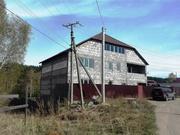 земельный участок с большущим коттеджем в Ново-Ленино.