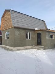 Продается новый дом с. Введенщина,  ул. 2-я Молодежная.